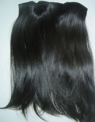 Micro weft Straight hair suppliers india